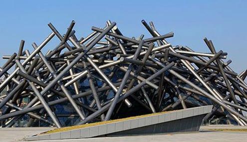 它被评为年度十大最丑建筑